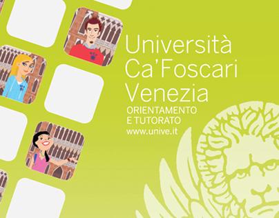 ADVERTISING / Università Ca' Foscari di Venezia