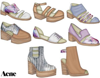 ACNE Studios Concept Collection