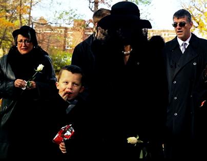 Doritos At A Funeral