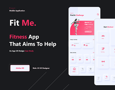 Fit Me Mobile App