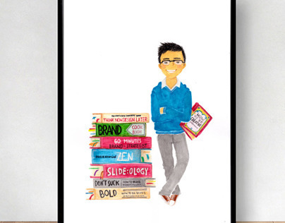 Personal Illustration - Agus Iskandar