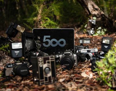 FOTOGRAFIA Aniversari 500px