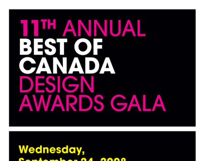 Best of Canada (9th, 10th, 11th Annual)