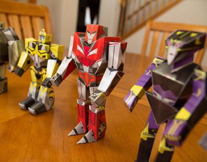 Transformers Wars