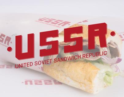 United Soviet Sandwich Republic (Studio Project)