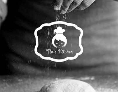 Tin's Kitchen - Pastry Branding