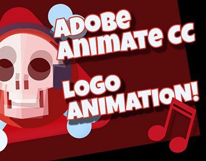 Adobe Animate CC Logo Animation Tutorial