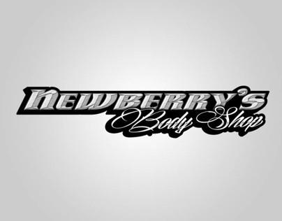 Newberry's Body Shop Vinyl Graphics