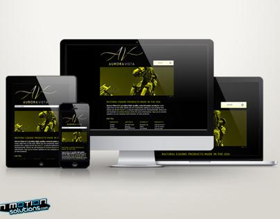 Aurora Vista Website