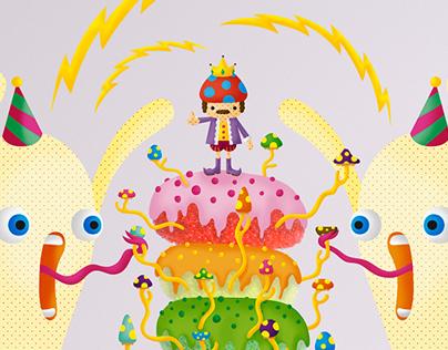 Mushroom Royal