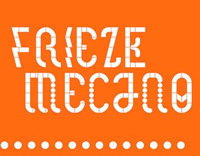 Frieze Mecano