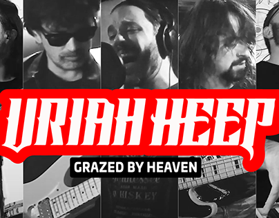 Grazed by Heaven (cover tribute)