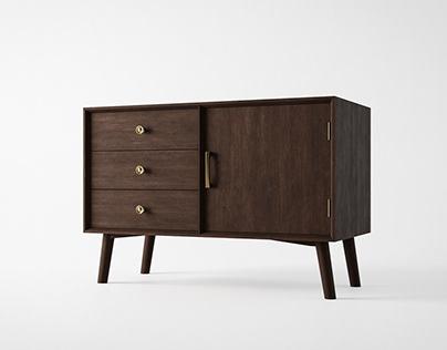 Cabinet | 3D Model