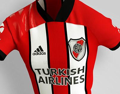River Plate - Tricolor 20/21