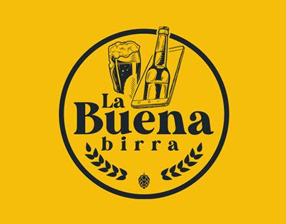 La Buena Birra Logo