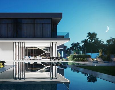 House in Qatar