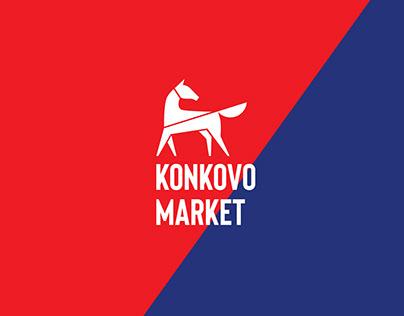 Konkovo Market