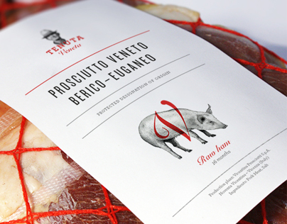 Tenuta Veneta – brand identity & packagings