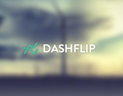 DASHFLIP - Buniness dashboard