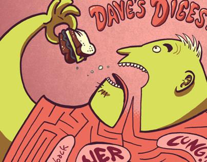 Dave's Digestive System