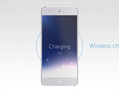 A minimalist phone concept