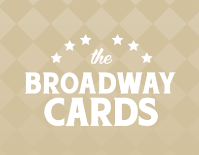 The Broadway Cards