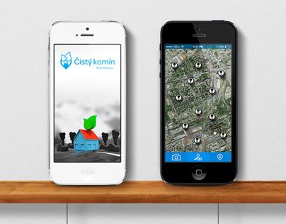 Čistý komín - Clear Chimney Mobile App