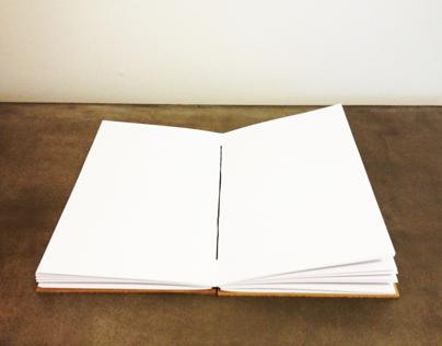Coptic Stitch Sketchbooks