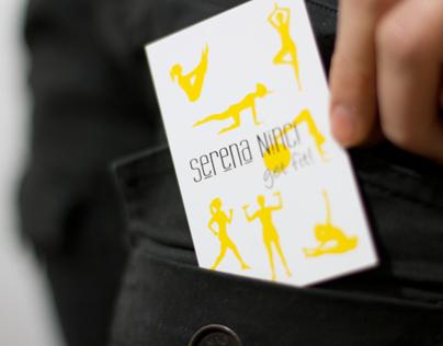 Serena Ninci -get fit!