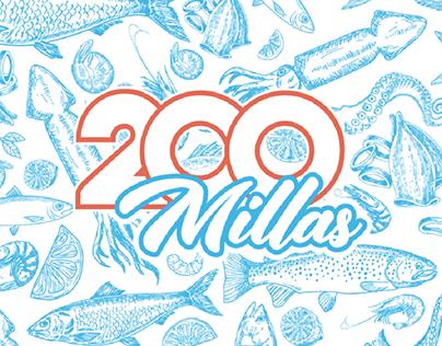 200 Millas • Cevicheria