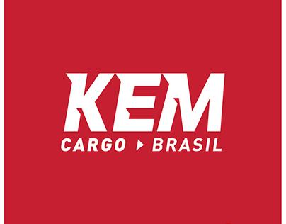 Criação de Identidade - KEM Cargo