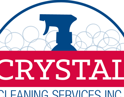 Crystal Cleaning Services Logo