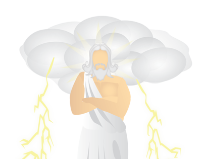 Greek Gods Infographic