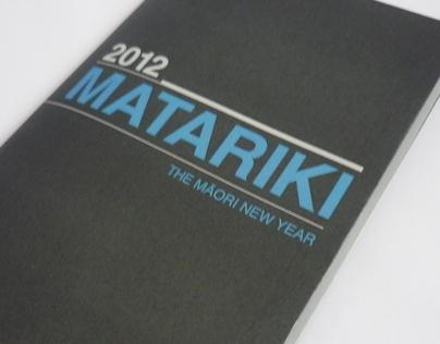 Matariki Calendar 2012