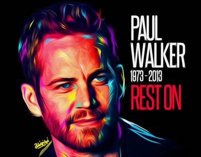 REST ON, PAUL WALKER