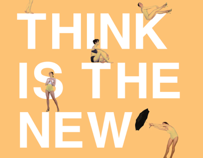 THINK IS THE NEW FACE