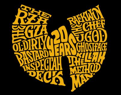 Wu-Tang Clan 20th Anniversary