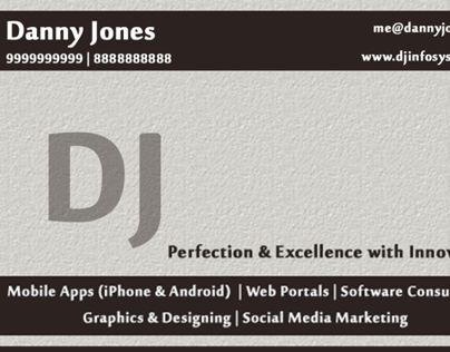 Professional Business Cards