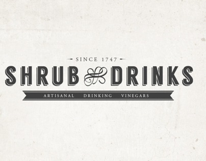 Shrub Drinks