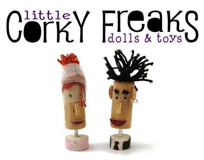 Corky Little Freaks