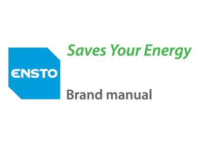 Rebranding for Ensto