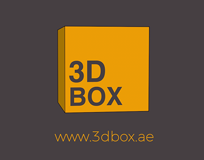 3D Box Logo Reveal | 3D