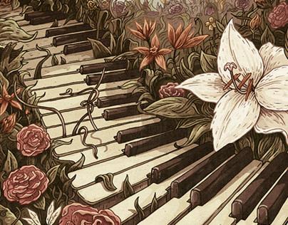 Piano - CD Cover