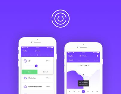 Circles - Skills improvement app