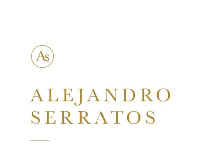 Alejandro Serratos, Identidad