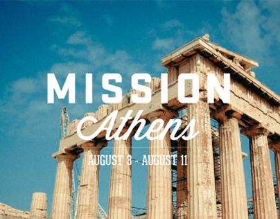 Mission Athens