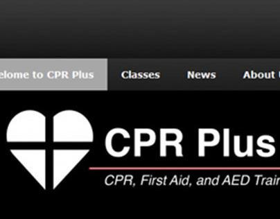 CPR Plus Training Site