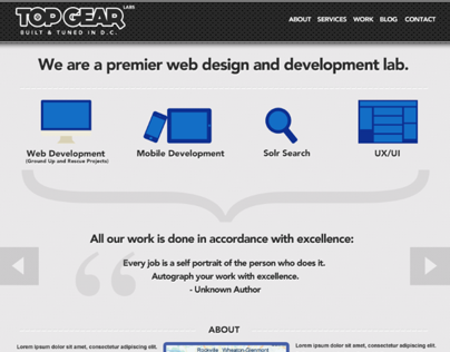 TopGear Technical Services