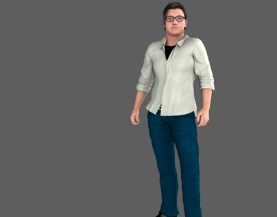 Daz Studio and iClone Demo Reel