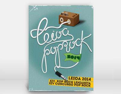 LEIOA POPROCK XIV. // Finalista